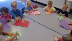 Early Preschool Art Activity
