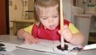 Early Preschool Childrens Writing Activity