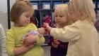 Early Preschool Child Care